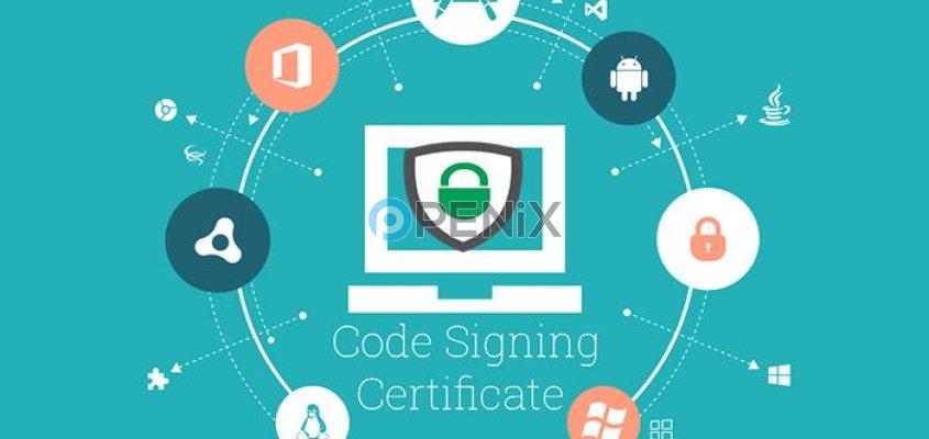 Kod İmzalama Sertifikası Doğrulama için Gerekli Belgeler