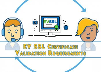 EV SSL Certificate Validation Requirements