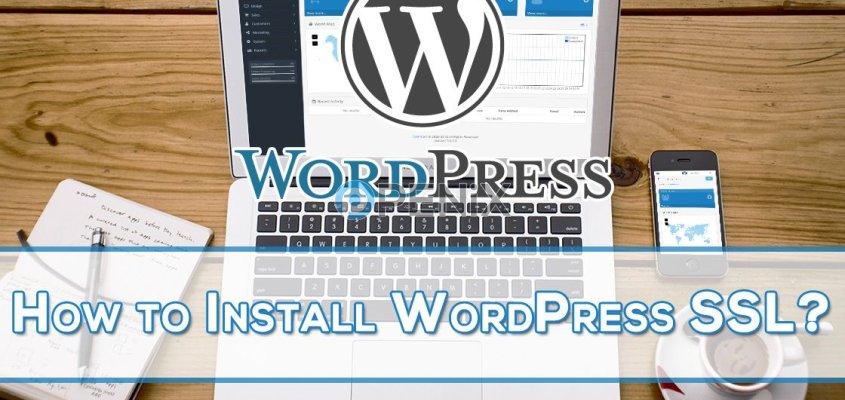 WordPress SSL Sertifikası Nasıl Kurulur?