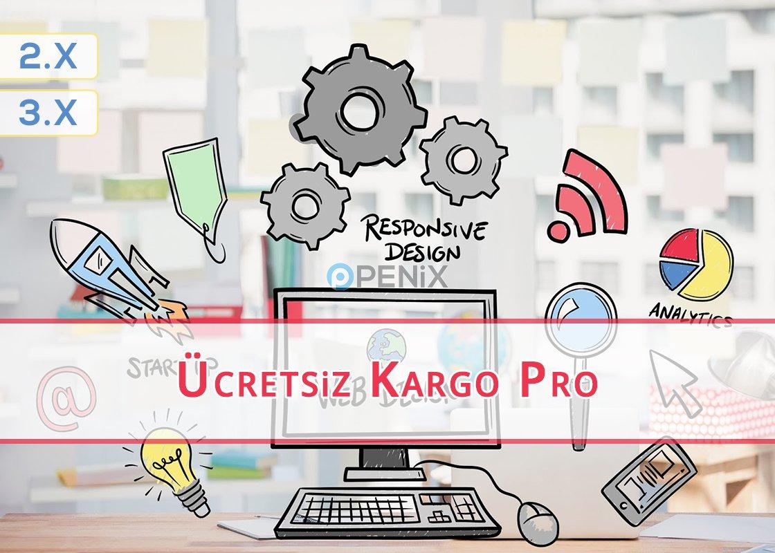 OpenCart Ücretsiz Kargo Pro