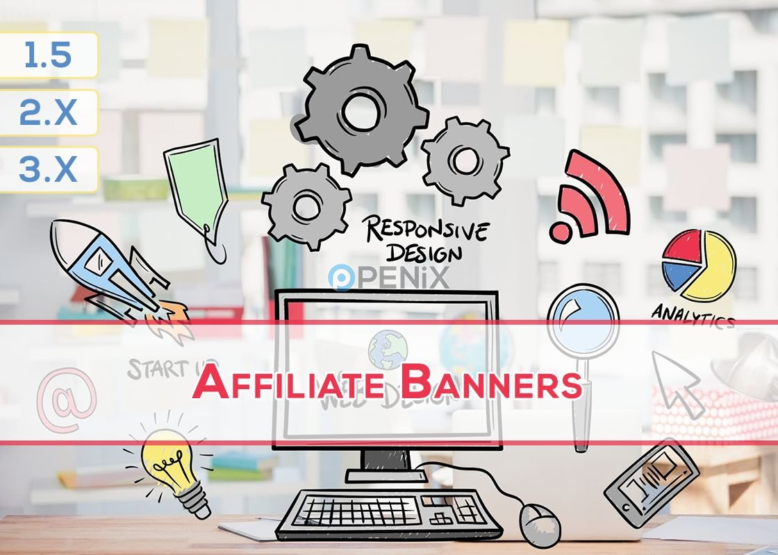 OpenCart Affiliate Banners