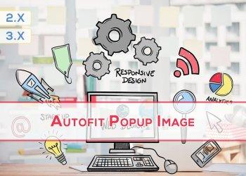 OpenCart Autofit Popup Image