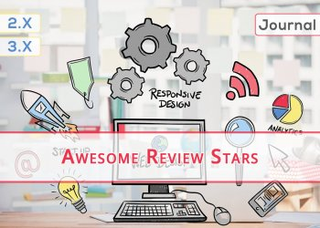 OpenCart Awesome Review Stars