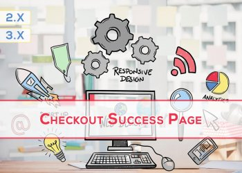 OpenCart Checkout Success Page