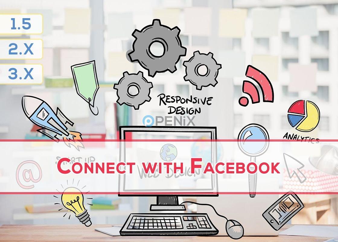 OpenCart Facebook ile Bağlan