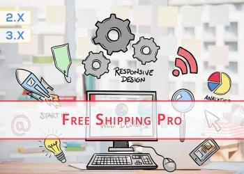 OpenCart Free Shipping Pro