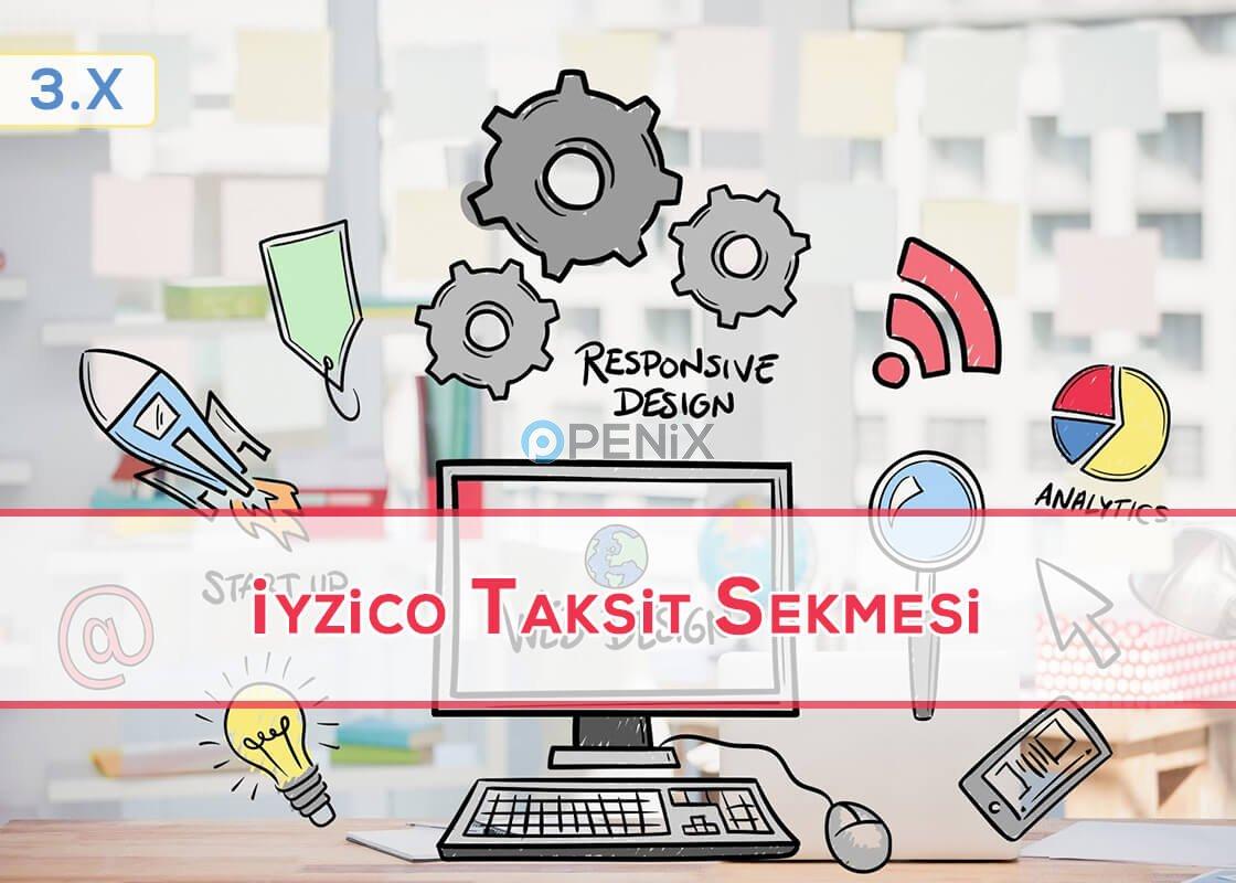 OpenCart iyzico Installment Tab