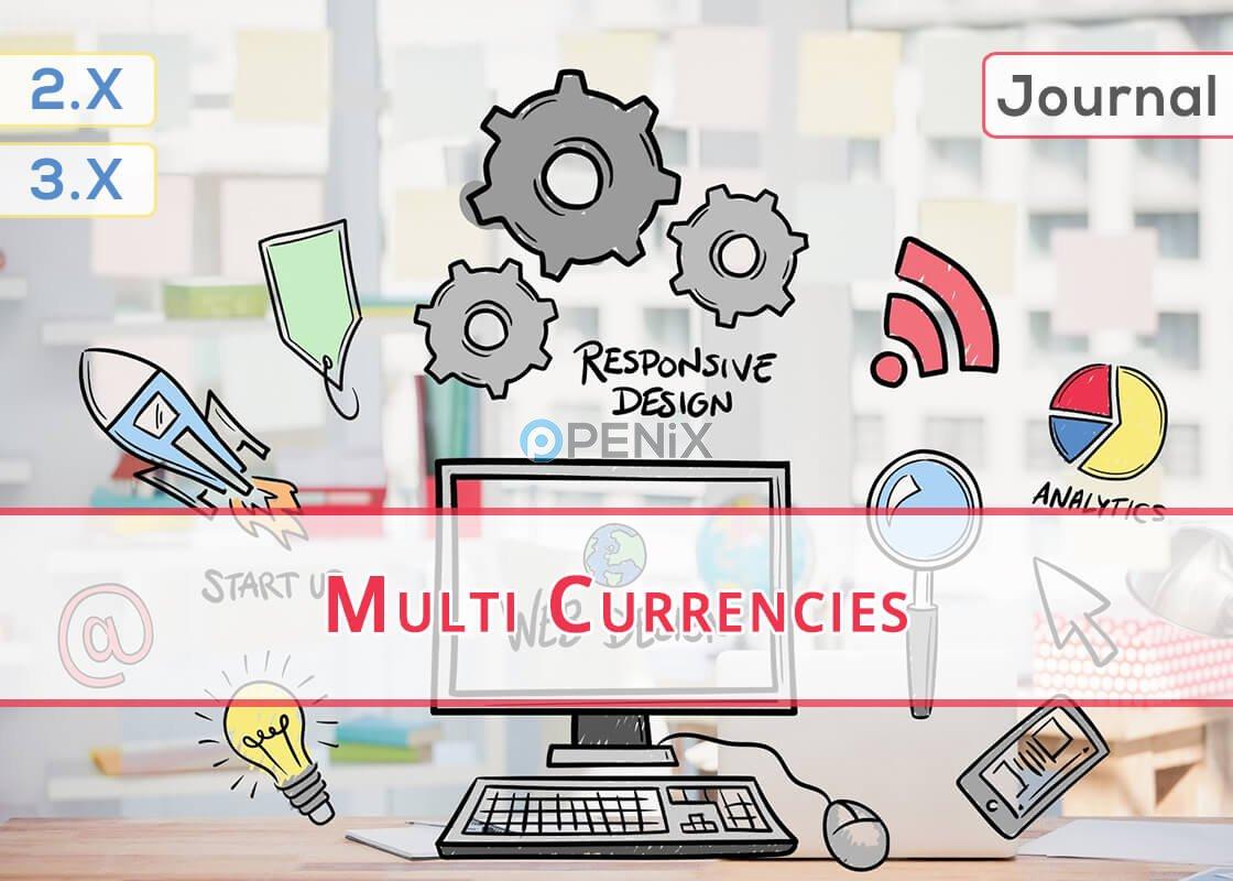 OpenCart Multi Currencies