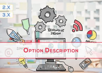OpenCart Option Description