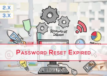 OpenCart Password Reset Expired