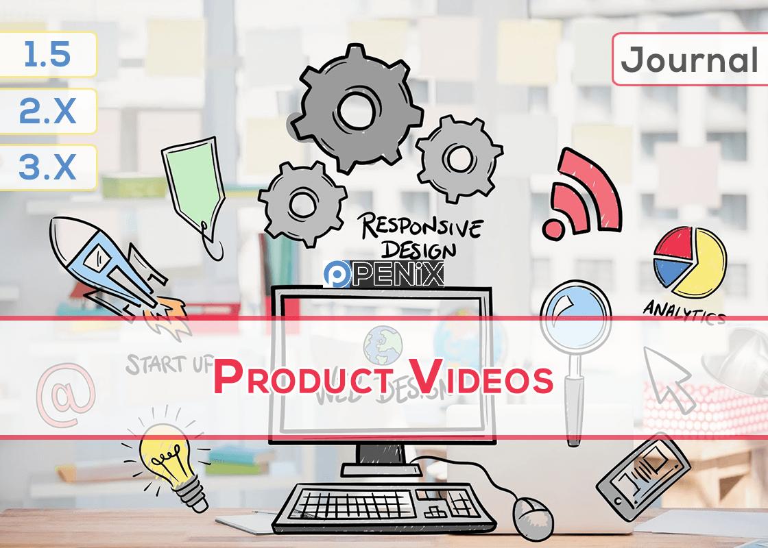 OpenCart Ürün Videoları
