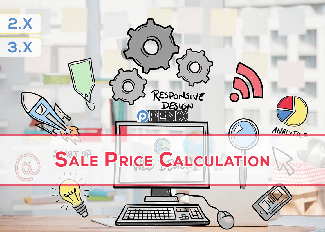 OpenCart Sale Price Calculation