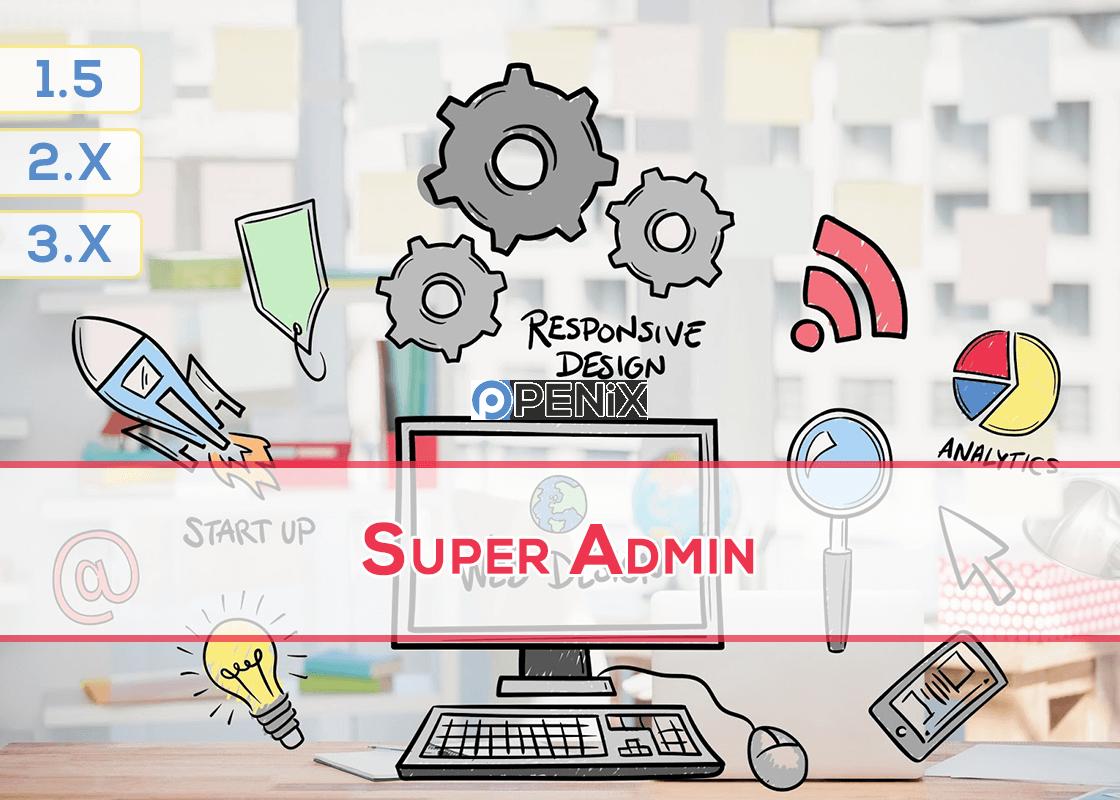 OpenCart Super Admin