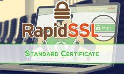RapidSSL Sertifikası
