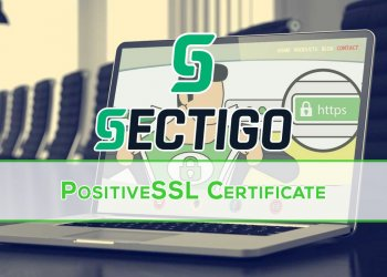 Sectigo PositiveSSL Sertifikası