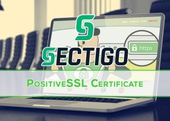 Sectigo PositiveSSL Certificate