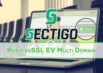 Sectigo PositiveSSL EV Multi-Domain Certificate