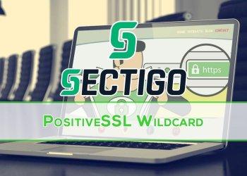 Sectigo PositiveSSL Wildcard Sertifikası